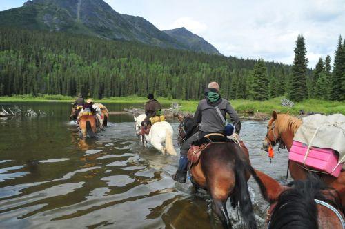 Horse-back Trip