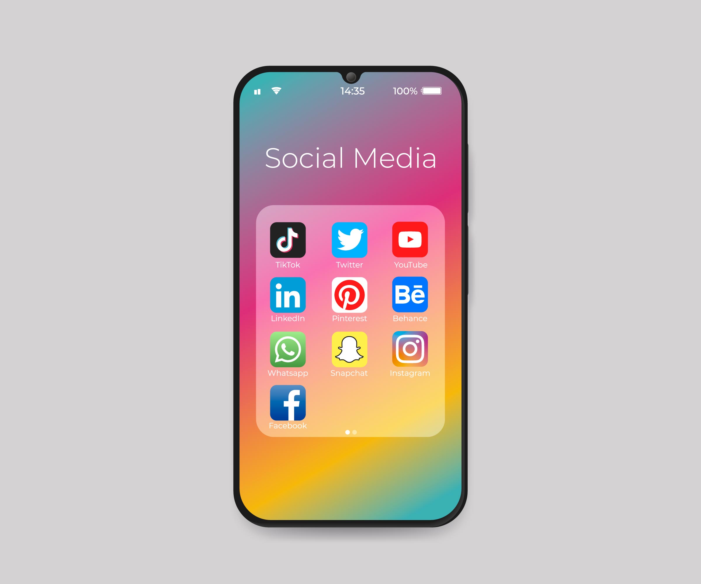 Social Media and Relative Services