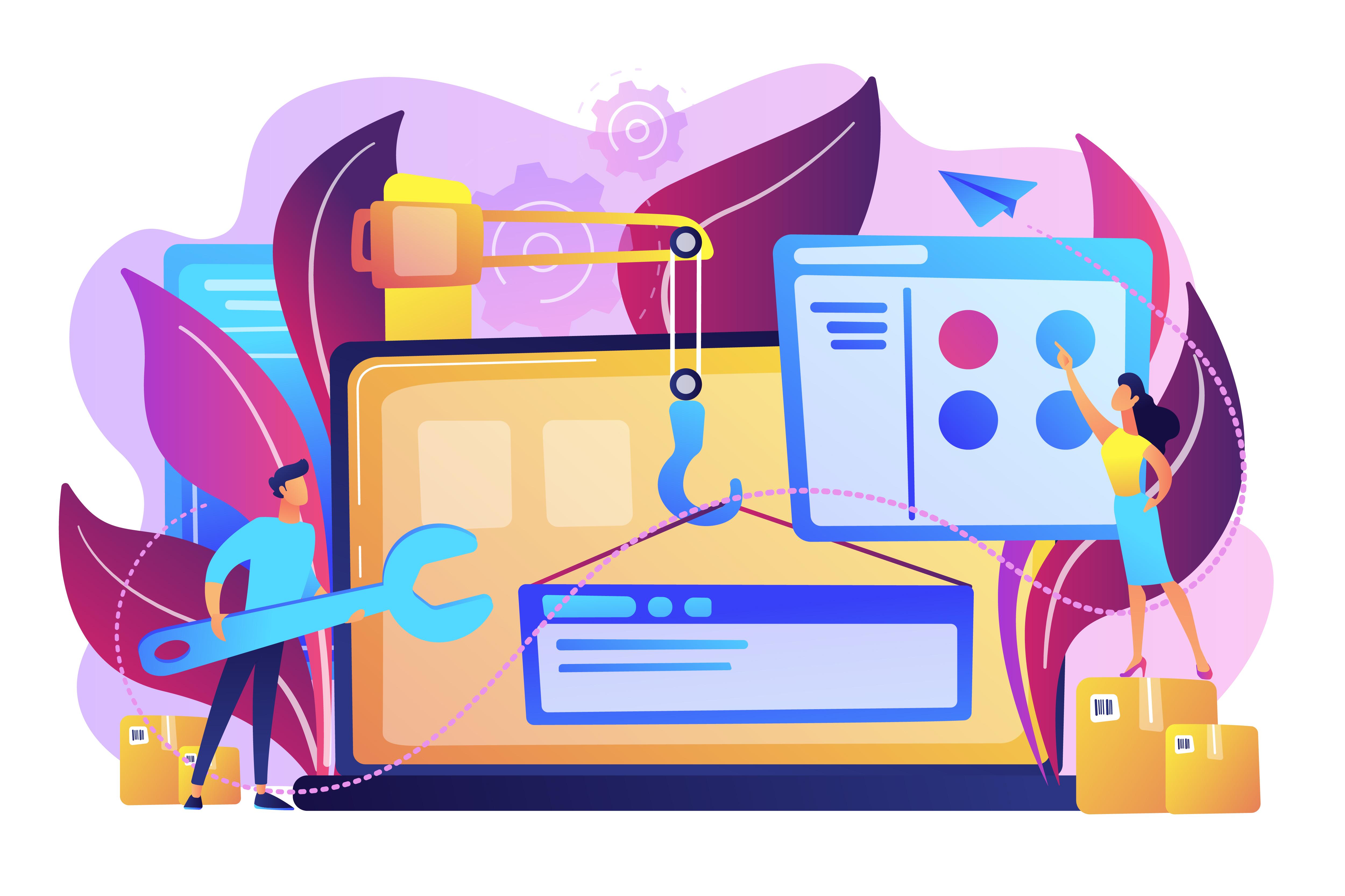 Web Design Services; 2021